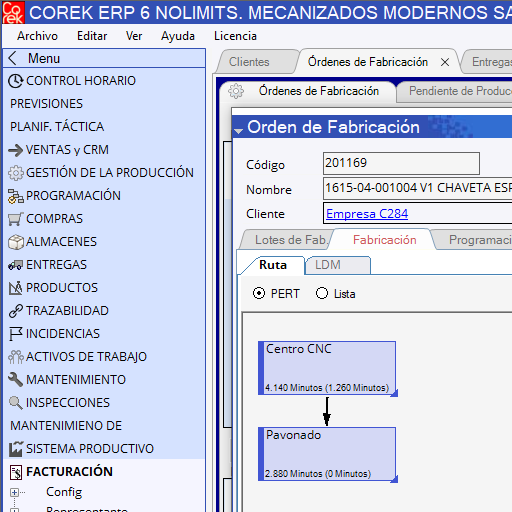 Software de ERP Gestion para PYMES